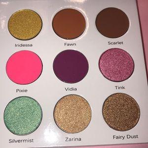 BNIB Fairy Dust Makeup Fiends Eye Shadow Palette